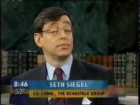 """Seth Siegel, Russell Simmons, Principal for a Day"""