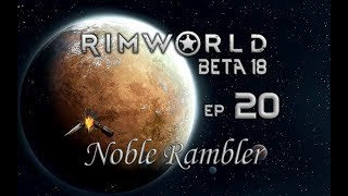 RimWorld - The Animals On This Planet Are Crazy! - Ep 20 - Beta 18