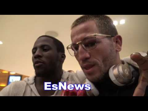 Sosa After Fighting Lomachenko esnews boxing