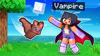 We Became NICE VAMPIRES In Minecraft!