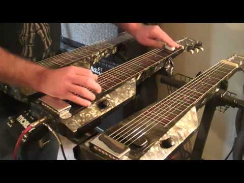 Lap Steel / Rock / Blues