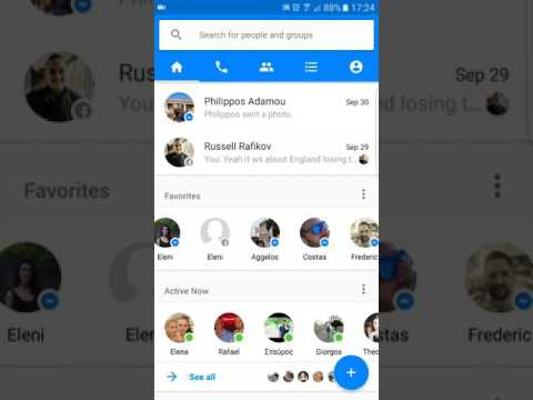 How to enable encryption on Facebook messenger (Secret Conversation)