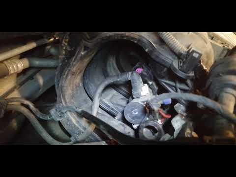 Citroen C4, 2010 г.в., 1,4. Троит двигатель, не тянет.