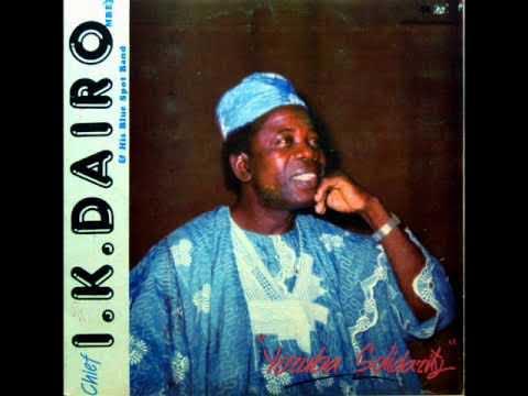 Download MO SO RIRE ELEDA MI MODUPE by IK DAIRO   EVERGREEN MUSIC