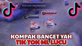 Kompak Banget Yaa Chou Tik Tok Mobile Legend