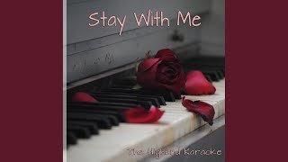Stay With Me (Instrumental Low Key)