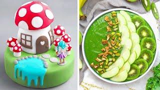 So Yummy   Most Beautiful Homemade Cake Decorating Ideas   Easy Dessert Recipes  Cake Ideas