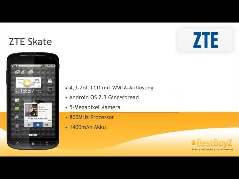 Review: ZTE Skate | BestBoyZ
