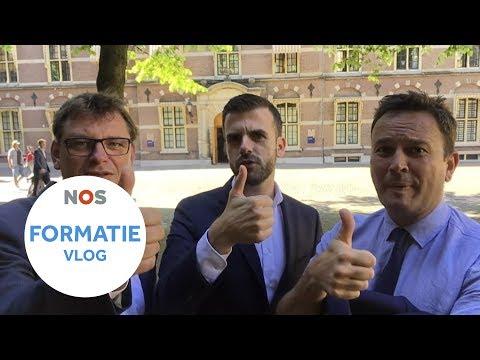 FormatieVlog #13: Rennende Rutte en 'we rule this country'