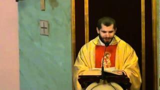 Kazanie Ojca Daniela - Częstochowa 19.03.2011 (3/3)
