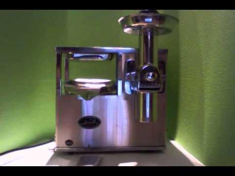 SALE: Norwalk 275 Juicer: VIDEO