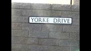 Yorke Drive Estate bad Roads, Newark-On-Trent, Expose the big problem