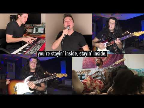 """Stayin' Inside"" - Corona Virus Bee Gees Parody"