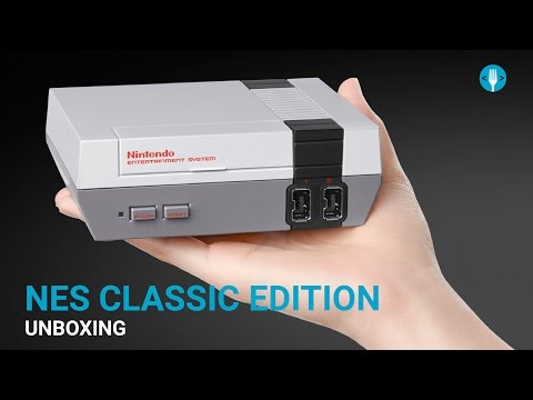 Unboxing: NES Classic Edition