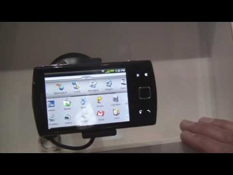 Garmin Asus A50 Android phone