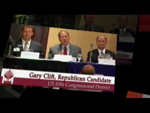Gary Clift for Congress 2010 - Liberty Republican for California's 10th Congressional District