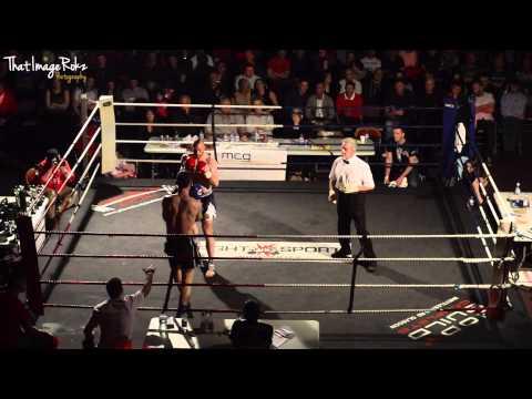 12  Sean Campbell V Sandy Fothergill  Martial Mayhem 2014