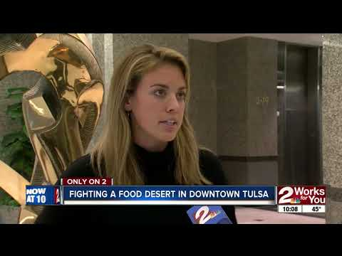 Organic food delivery expands to Downtown Tulsa offices