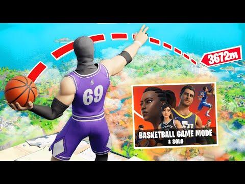 fortnite added basketball...