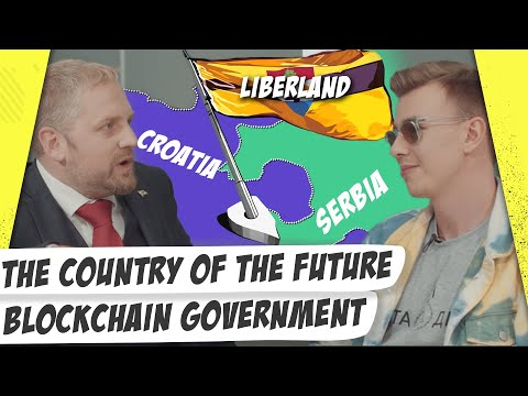 Liberland: an unrecognized country running on blockchain / Mustreader podcast