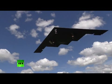 RAW: US stealth B-2 bombers deployed to UK, land at RAF Fairford airbase