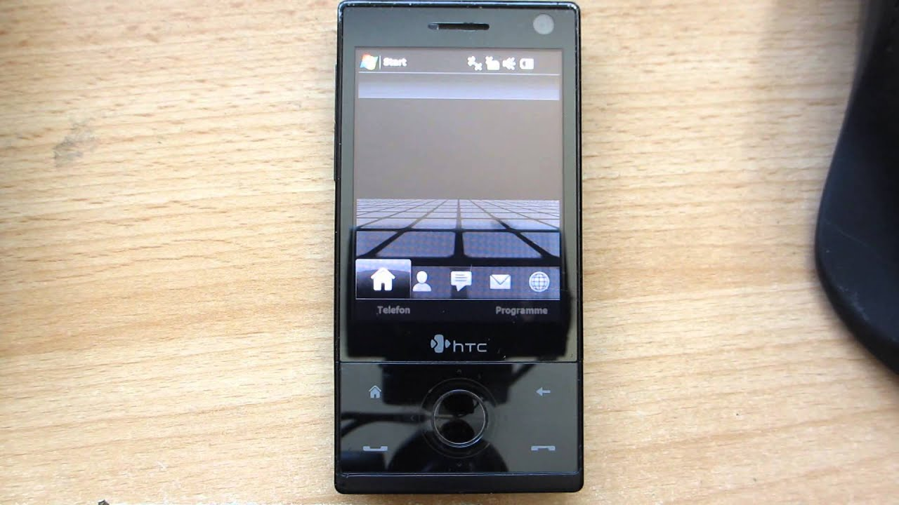 Android auf HTC Touch Diamond (NeoFROYO 0.1)