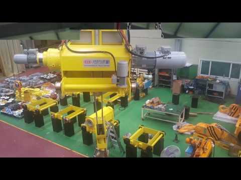 INTRODUCTION OF KOREA HOIST