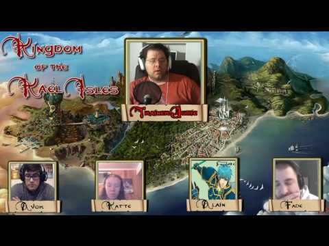 Kingdom of the Kael Isles Episode 26: Entering the Arena