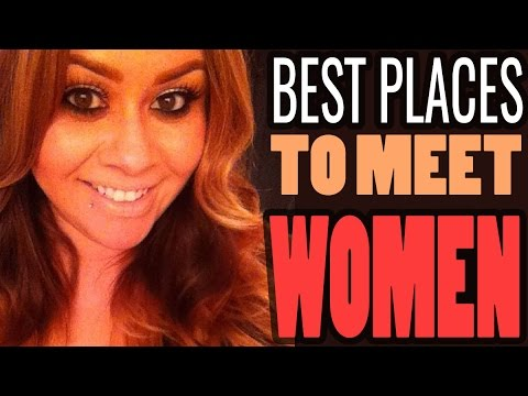 Best Places To Meet Women (Video 1) from YouTube · Duration:  1 minutes 9 seconds