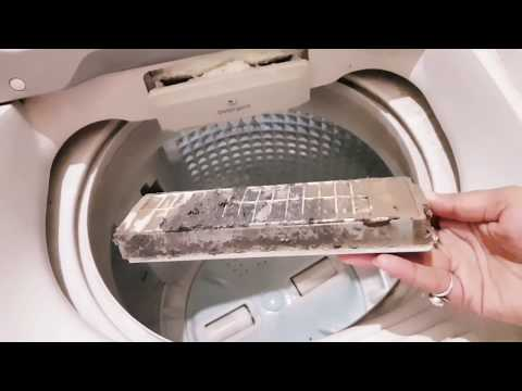 My washing machine cleaning routine / How to clean washing machine top load