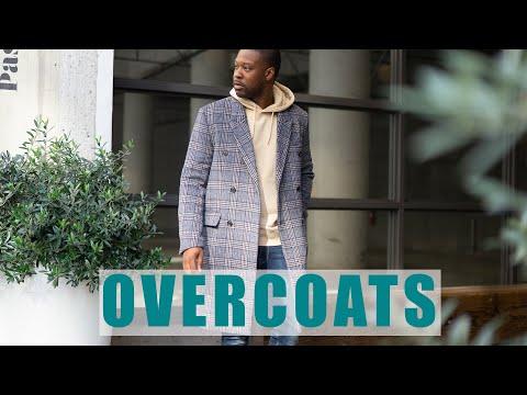 TOP OVERCOATS/TOPCOATS EVERY MAN NEEDS | WINTER 2020 | MEN'S FASHION