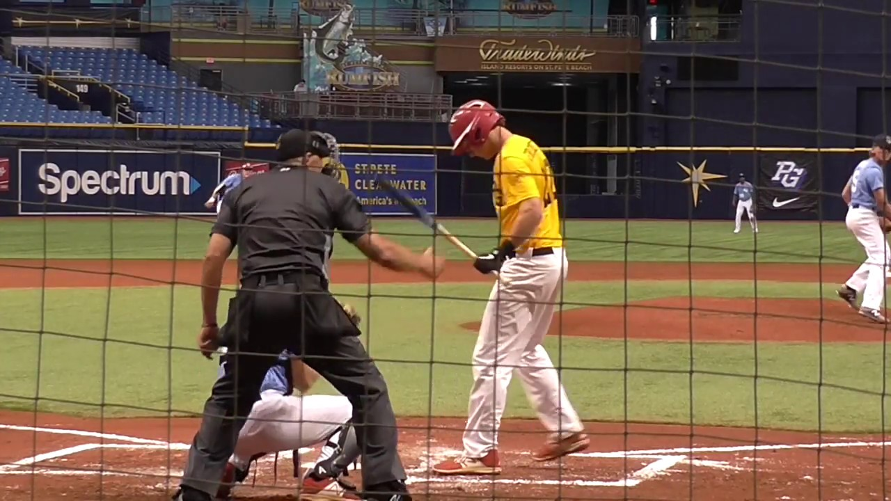 Wesley Scott (6-14-2018) at the Perfect Game National Showcase (Tampa, FL)