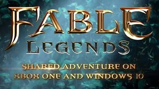 Fable Legends - Played across Xbox One/Windows 10 (2015) [English] HD