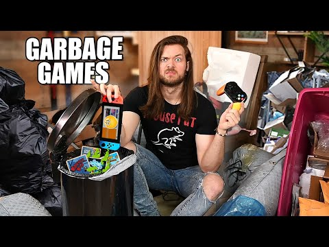 Every $1 Garbage Game on Nintendo Switch