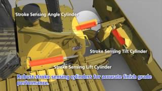 Video still for The Komatsu D61PXi-23 Dozer