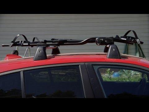 Thule 8895 Square Bar adaptateur pour 598 Vélo