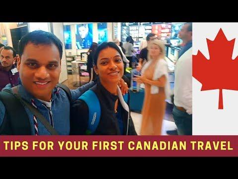 കാനഡ PR കിട്ടി   ആദ്യ യാത്ര   Canadian Custom Formalities   Must Watch Video
