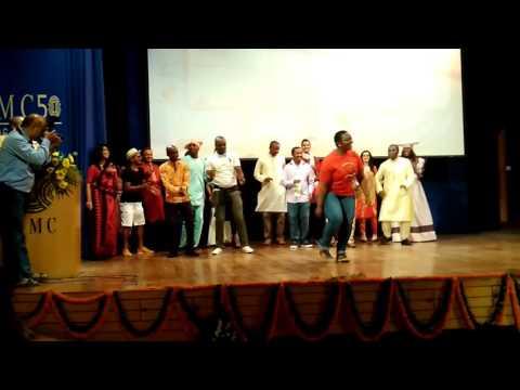 Developing world dancing at IIMC