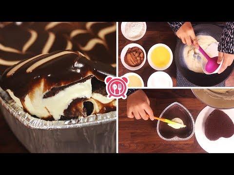 Resepi Kek Coklat Berhantu | Seminit Resepi