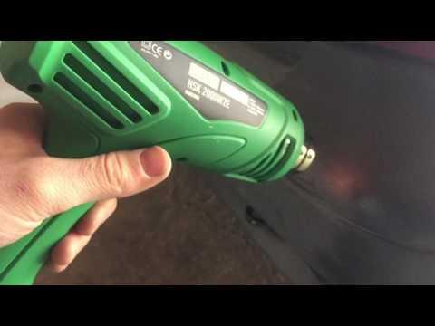comment restaurer un pare-chocs en plastique ? - 0 - Comment restaurer un pare-chocs en plastique ?