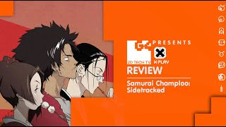 X-Play Classic - Samurai Champloo Sidetracked Review
