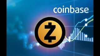 Coinbase adds ZEC and Kills price ?