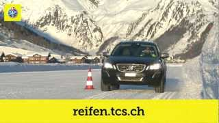 TCS-Test: Winterreifen 2012