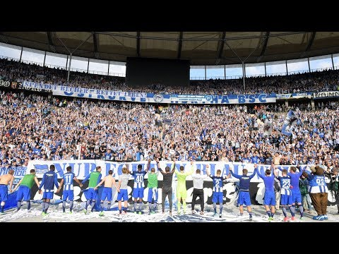 HERTHA BSC - ROAD TO EUROPE | SAISON 2016/2017 | BEST MOMENTS | [HD 1080p]