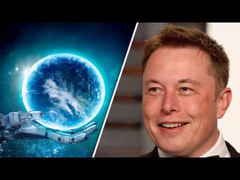 Elon Musk claims the singularity is coming soon