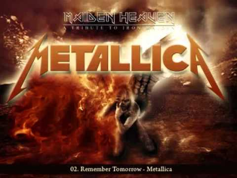 metallica remember tomorrow really made by iron maiden youtube. Black Bedroom Furniture Sets. Home Design Ideas