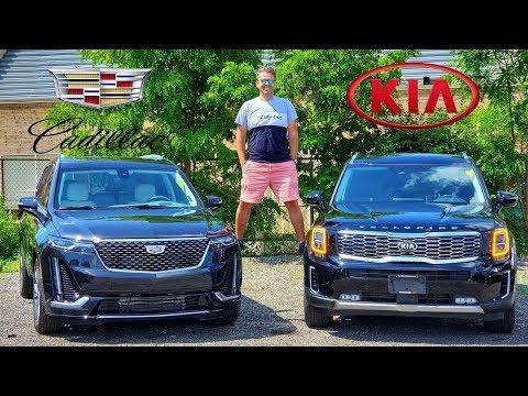 New Kia Telluride vs New Cadillac XT6 | Can You Even Compare Them?