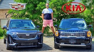 New Kia Telluride vs New Cadillac XT6 | Can You Even Compare Them?