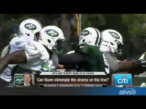 SNY's Mike Westhoff talks new Jets OC John Morton