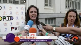 WORLD PRIDE 2017: Primeras valoraciones del Ayuntamiento de Madrid